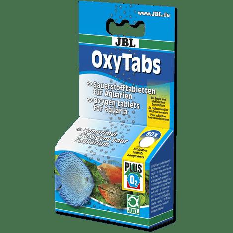 JBL OxyTabs   Niet meer leverbaar !
