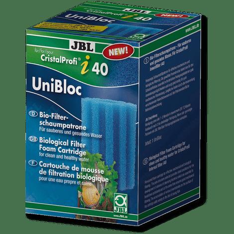 JBL CristalProfi i40/TekAir UniBloc blauw, grof
