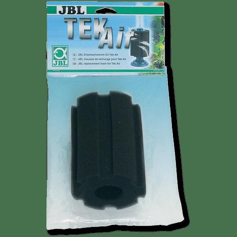 JBL TekAir filterspons zwart, fijn