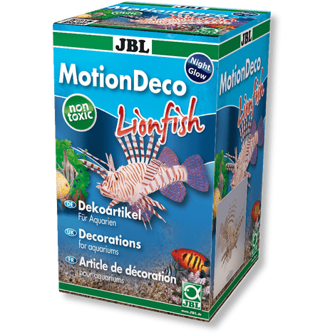 JBL MotionDeco Lionfish
