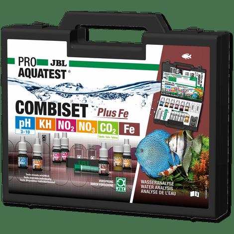 JBL PROAQUATEST COMBISET Plus Fe