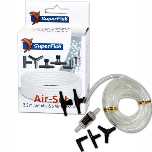 Luchtslang en toebehoren kit