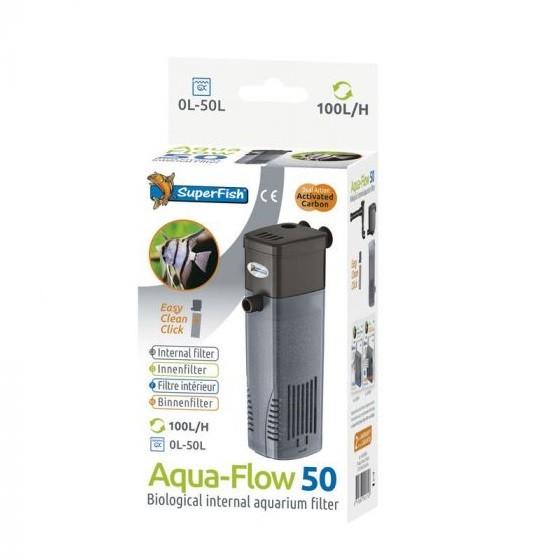 Superfish Aquaflow 50 Dual Action Filter
