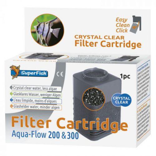 SF AQUAFLOW 200/300 CRYSTAL CARTR1X