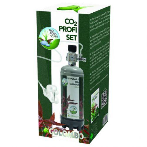 COL CO2 PROFI SET 800 GRAM
