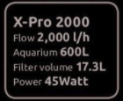 Superfish X-Pro 2000 UV Filter