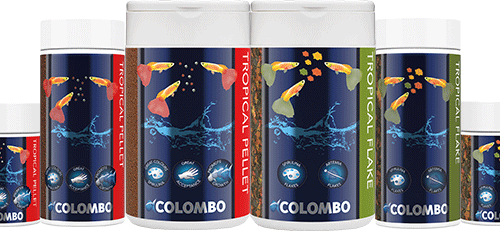 Colombo Tropical vlokken