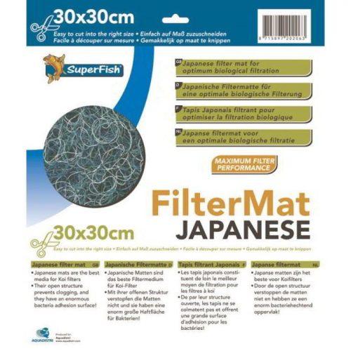 Japan filtermat 30x30cm