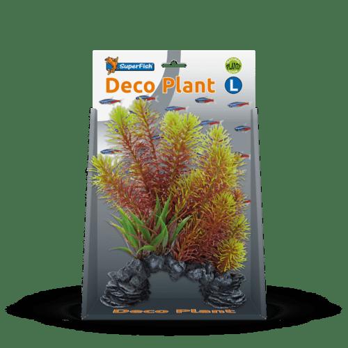 SF DECO PLANT L MYRIOPHYLLUM RED