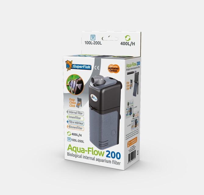 Superfish Aquaflow 200 Dual Action Filter