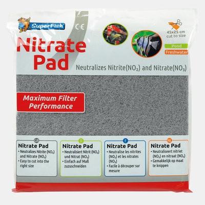 SuperFish Nitrate Pad 45x25CM Filtermat