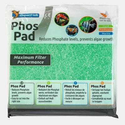 SuperFish Phos Pad 45x25CM Filtermat