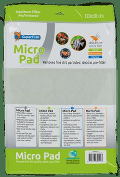 SuperFish Micro Pad 120x30cm Filtermat