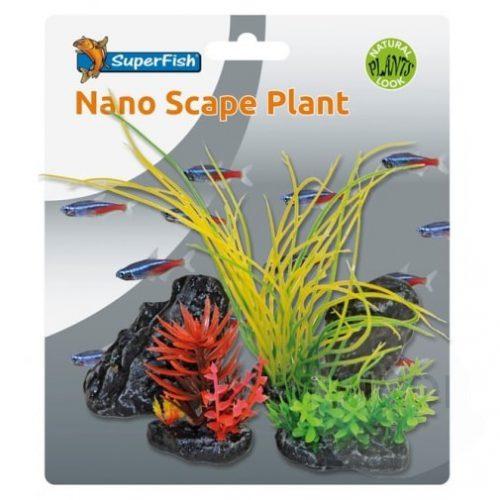 Superfish nano scape plant