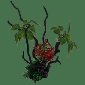 SF DECO SPIDER & PLANT L