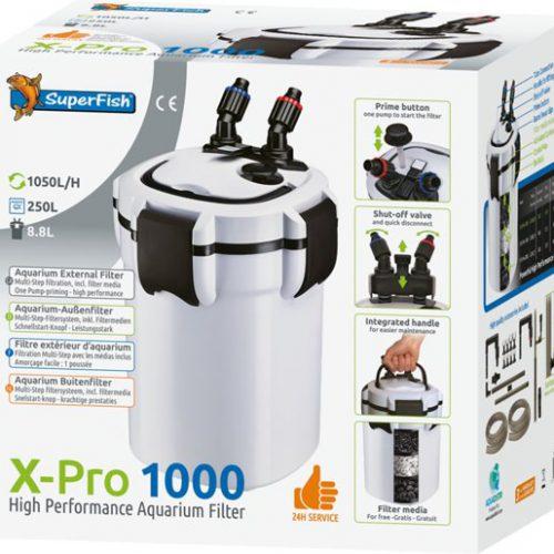 Superfish X-Pro 1000 Filter