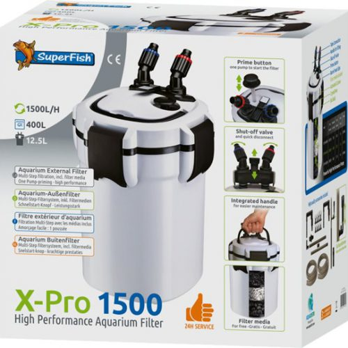 Superfish X-Pro 1500 Filter