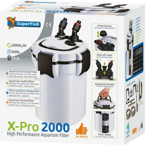 Superfish X-Pro 2000 Filter