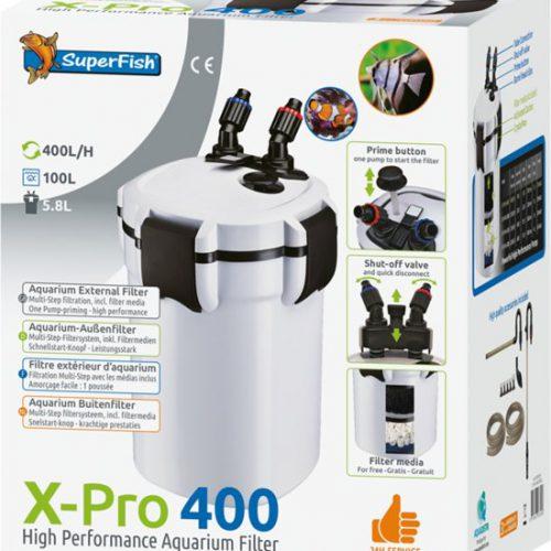 Superfish X-Pro 400 Filter