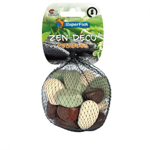 Superfish Zen pebble mix Small 15 stuks