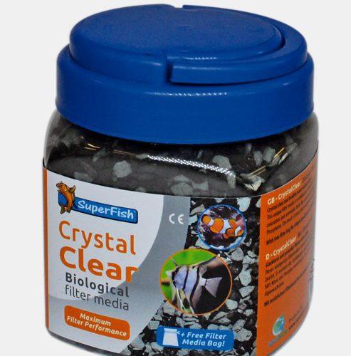 SuperFish Crystal Clear Media - 500ML