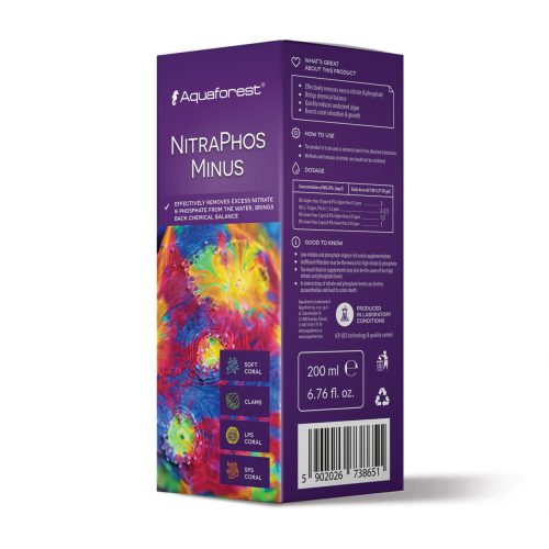 Aquaforest Nitra Phos Minus - 200 ml